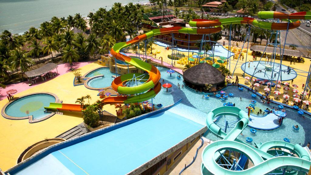 Pernambuco conta com um dos maiores parques aquáticos da América ...
